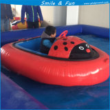 Inflatable Bumper Boat for 1-2 Kids with FRP Body and PVC Tarpaulin Tube