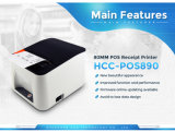 Tablet Cheap USB+Ethernet 80mm Android Terminal POS Receipt Printer (HCC-POS890)