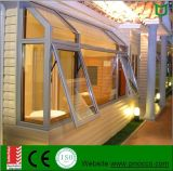 Aluminum Profile for Awning Glass Window with Fiberglass Flyscreen