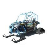 Adult Snowmobile 400cc Fang Power Snow UTV
