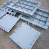 Factory Outlet and Flexible Design FRP/GRP Composite Manhole Cover