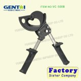 High Quality Effort Saving Ratchet Action Cable Cutter