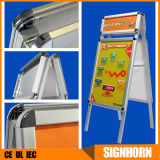 Top Grade a Frame Board Metal Material Advertising Equitment