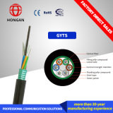 6 Core Single Mode Fiber Optic Cable for Direct Buried