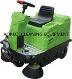 Electric Floor Sweeping Machine Ride on Sweeper