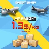 Air Shipping Logistics to Congo From China Shipping Agent