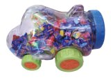 Retro Car Toy with Bubble Gum or Candy
