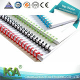 Plastic Coilbind Spiral Binding for Office Binding Supplies and Stationery