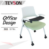 New Design Meeting Room Office Folding Training Chair with Writing Board