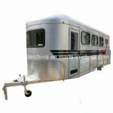 New Built Horse Trailer/Horse Float with High Quality Hot Sale in Australia