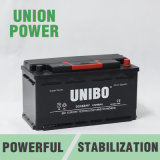 Car Battery DIN88 12V88ah High Performance Maintenance Free Auto Battery