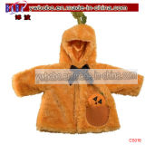Children Cloth Pumpkin Halloween Coat Baby Party Costume (C5016)
