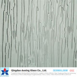 3-10mm Clear Pattern Glass for Building Glass