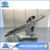 Aot700m Hospital Operating Room Equipment Medical Multi-Functional Manual Hydraulic Surgical Operating Table