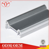 6063 Alloy T5 White Powder Coating Aluminium Extruded Profile for Window and Door (A106)