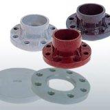 Custom Equipment Rubber Flange Plate