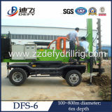 Auger Soil Drilling Machine for Foundation Pile