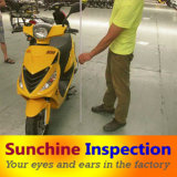 Scooter Inspection and Quality Control Services in Zhejiang and Guangdong