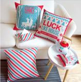 New Design Cushion/Pillow Cover with Animals/Plants 40*40/ 45*45cm