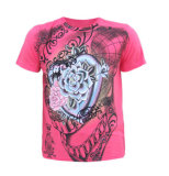 Discharge Printing T-Shirts with 3D Animal Print