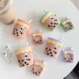 New Design Milk Tea Cover Case for Airpod