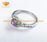 Wholesales Cheap Fashion Stainless Steel Ring Jewelry for Women SCR2904