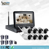 8CH CCTV Wireless System 1.3MP Support P2p Cloud