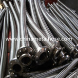 Durable High Quality Flexible Metal Braiding Hose with Fittings/Flange