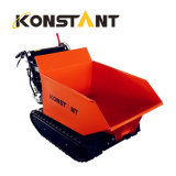 Wholesale Mini Crawler Dumper with Hydraulic Tipping for Agricultural Farm Loading
