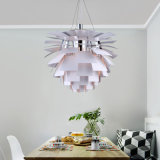 Replica White Pendant Lights for Kitchen Bdroom Artichoke Lamp (WH-AP-51)
