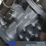 API 594 Inverted Lubricated Gear Box Plug Valve