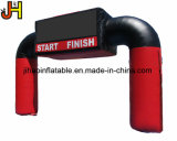 Outdoor Inflatable Sports Race Finish Line Arch for Advertising