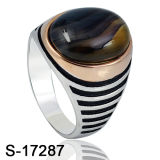 New Model Silver Jewelry Turkish Rings for Men