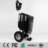 LG Lithium Battery Reliable 3 Wheels Folding Electric Vehicles for Disabled with En12184 Approved