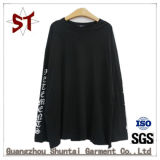 Top Quality Pure Color Casual Long T-Shirt
