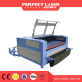 Leather, Textile, Fabric CO2 Laser Cutting Machine Price with Auto Feeder