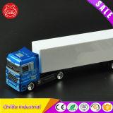 OEM Plastic Mechanics-Driven Logistics Truck Toy Car