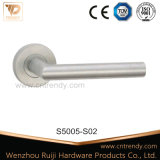 Stainless Steel Door Lever Handle in 304/201 Material (S5005/S02)