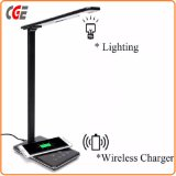 LED Table Lamps Wireless Cell Phone Charger with Eye Protection LED Desk Lamps