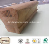 Wholesale Building Material Solid Wood Safety Prefabricated Stair Handrail