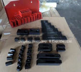 High Quality 58 PCS Steel Clamping Kits