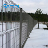 Cheap Outdoor Security PVC Coated Welded Wire Mesh Fencing for Boundary Wall