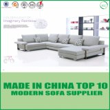 Nordic Style Modern Fabric Furniture Set Living Room Corner Sofa