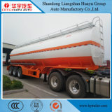 Huayu Palm Oil/Peanut Oil/ Soybean Oil/Sesame Oil Tanker/Tank Semi-Trailer