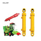 Farm Tractor Agricultural Hydraulic RAM Cylinder Double Acting