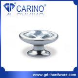 (GDC1203) New Design Zinc Alloy Furniture Crystal Cabinet Handles & Knobs