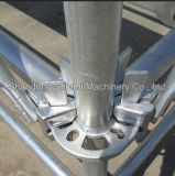 4m Vertical Pipe for Ringlock Scaffold Standard with SGS and ISO