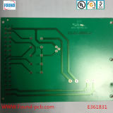 LED Lighting PCB Aluminium Heat Emitter Green Oil PCB