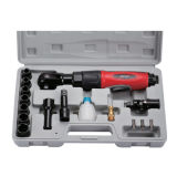 17 PC 3/8′′ Professional Air Ratchet Wrench Kit (AT-5058AK)