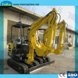 Mini Excavator 1.8t with 0.06m3 Bucket for Digging